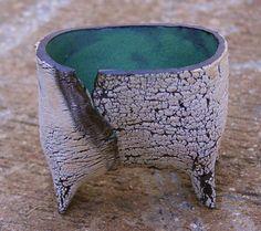 Tiny decor dish ceramic tiny bowl toothpicks by RivkaPottery, $12.00