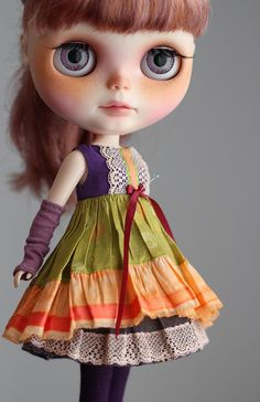Chinalilly & Trio Collaboration outfit choice number three! by Trio Blythe on Flickr.