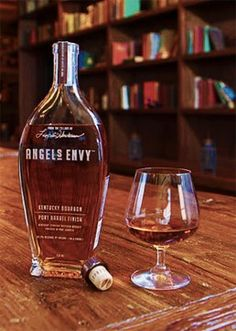 One man's masterpiece, Angel's Envy is an artisan bourbon inspired by Lincoln Henderson's lifetime spent perfecting his craft and creating fine spirits.