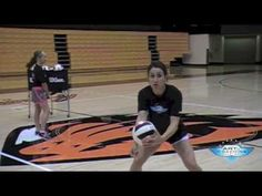 Passing Tips for Beginners. artofcoachingvolleyball.com - great resource