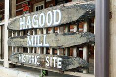 Hagood Mill Historic Site   Pickens SC