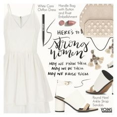 """Yoins 19:Stay Strong"" by pokadoll ❤ liked on Polyvore featuring Ardency Inn, BaubleBar, polyvoreeditorial, polyvorefashion, polyvoreset and yoins"