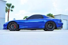 Blue FD with FEED kit