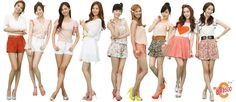 Girls' Generation's Endorsement Contract With Vita500 Ends