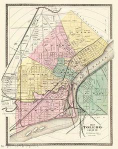 Cass County Michigan Map Rand McNally Cassopolis Dowagiac - Michigan land ownership maps