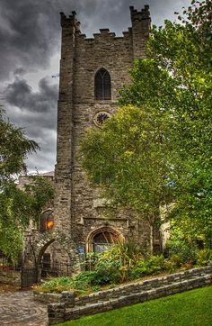 St Audeon's Church, Dublin Old Pictures, Old Photos, Keep The Faith, Pilgrimage, Dublin, Castles, Ireland, Irish, Saints