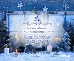 ❄️🤔  How to keep things light and exciting during the holidays and what you can do to boost some activity on your social networks? 👉 Useful tips and advice:http://amp.gs/nNjT