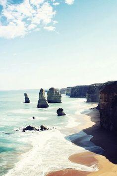 Artifact Skin Co.   The Explorers Club   Twelve Apostles - Great Ocean Road, Australia. artifactskinco.com #ArtifactExplorers