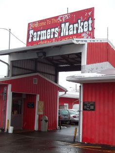 Farmers Market on Northside blvd-Still there and hoppin in South Bend