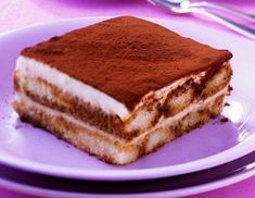 Cette recette revisitée du tiramisu est idéale pour les personnes qui n'aiment pas le café. Découvrez ce dessert facile et rapide à réaliser !