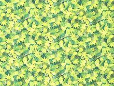 Makower - The Henley Studio 'Landscapes - Leaves'  Bildgröße 26,5 cm x 20 cm  bg-002-04-8095