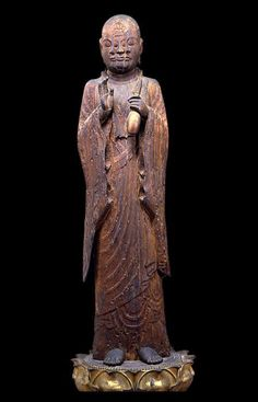 Japanese important cultural property, Hoshi Washo statue, Heian Era Note the three faces in one. Hoshi, Heian Era, Religion, Religious Icons, Buddhist Art, Old Art, Ancient Civilizations, Ancient Art, Deities