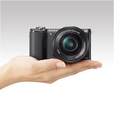 Sony Alpha 5000 Systemkamera 3 Zoll schwarz inkl.: Amazon.de: Elektronik