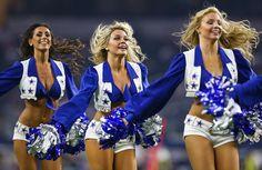 Hottest Dallas Cowboys cheerleaders for the 2015 NFL season Dallas Cowboys, Cheerleading, Dallas Cheerleaders, Cheerleader Images, Nfl Photos, Professional Cheerleaders, Football Conference, Nfl Season, National Football League