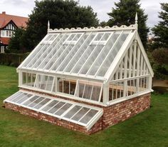 Span or Freestanding Greenhouses