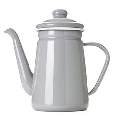 old faithful - enamel coffee pot