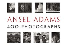 Ansel Adams: 400 Photographs on OneKingsLane.com