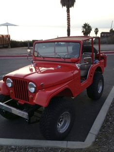 1964 CJ-5 Jeep - Photo submitted by Noah Robson.