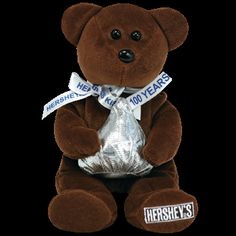 b73716de84f Beanie Babies Cocoa Bean Hershey s 100th Anniversary Walgreens exclusive. I  want this.