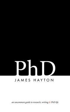 Writing a phd literature review