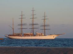 4 mast schooner in Tinos harbor, may 2012 Sailboat, May, Sailing Ships, Greece, House, Sailing Boat, Greece Country, Home, Sailboats