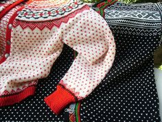 Norwegian Sweaters...