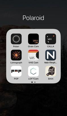 Fave apps for polaroid aesthetic photography filters, polaroid ideas, polaroid photos,
