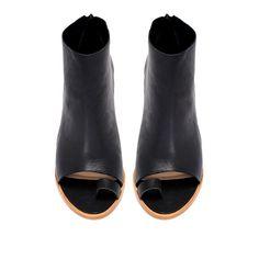 Gigi Open-toe - Booties | Loeffler Randall