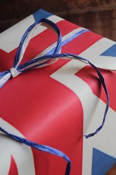 attic - Cavaillini Union Jack Poster wrap