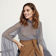 Olivia Palermo Olivia Palermo Lookbook, Olivia Palermo Style, Girl Fashion, Fashion Outfits, Womens Fashion, Red Carpet Fashion, Her Style, Style Icons, Casual