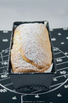 Breakfast at Tiffany's: Plumcake panna e limone senza burro / No butter le...
