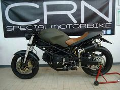 Ducati Monster CRN Special Motorbike