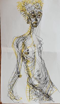 drawing by Kat Ostrow #draw365