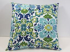Decorative Pillow Cover Throw Pillow Pillow by PillowsWithPanache
