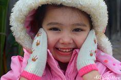 #Medidas de #seguridad para los #niños durante el #invierno