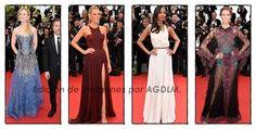 "Cannes 2014, ""Premiere"" de Grace de Mónaco.   Ángel Guardián de la Moda. http://angelguardiandelamoda.wordpress.com/2014/05/15/cannes-2014-premiere-de-grace-de-monaco/"