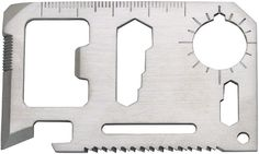 Right To Bear Arms Company - Credit Card Multi Tool, $5.00 (http://www.rtba.co/credit-card-multi-tool/)