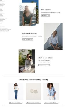 Lou & Grey | Clothing for a Comfortably Confident Life