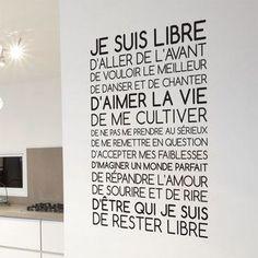#boost #ledeclicanticlope / Je suis libre.