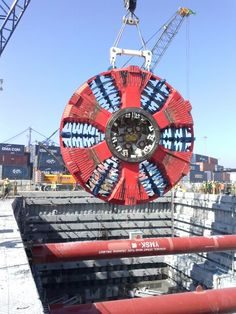 Avrasya Tbm, Tunnel Boring Machine, Construction Safety, Civil Engineering, Historical Photos, Civilization, Temple, Building, Travel