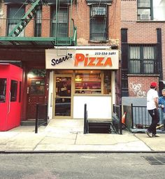 The '80s Pizza Joint Is Cool Again, and So Is Galaga | Bon Appetit, Lower East Side