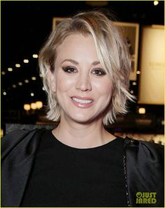 Kaley Cuoco Makes First Official Post-Split Appearance: Photo ...