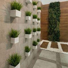 Interior garden 846887904909856444 - cercas modernas Source by Garden Wall Designs, Home Garden Design, Backyard Patio Designs, Terrace Design, Interior Garden, Backyard Landscaping, Landscaping Ideas, Modern Garden Design, Vertical Garden Design