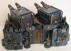 Imperial Gun Battery