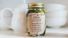 Winter Resilience Bitters  http://www.traditionalmedicinals.com/articles/homemade-citrus-spiced-dandelion-bitters/