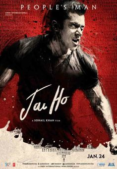 Here is the teaser of the much awaited Salman Khan starrer Jai Ho. The movie by Sohail Khan also stars Daisy Shah, Sana Khan, Tabu and is all set to r. Bollywood Posters, Bollywood Songs, Bollywood News, Pakistani Songs, Hindi Movies Online, Movies To Watch Online, Hindi Movie Song, Movie Songs, Movies 2014