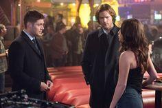 SUPERNATURAL Photos: Forgetful Dean   the TV addict