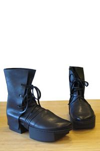 Trippen boot from Germany. Possibly the most comfortable shoe line ever...