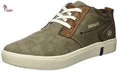 Dockers by Gerli 40hn008-712490, Sneakers Hautes Homme, Marron (Schlamm 490), 42 EU - Chaussures dockers by gerli (*Partner-Link)