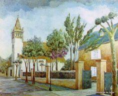 """Iglesia del Carmen (Guecho)"", de Fernando Samperio Manso"
